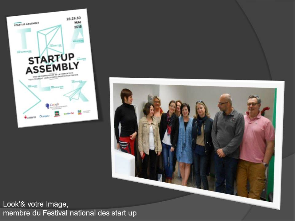 look et votre image start up assembly